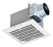 三菱 換気扇 天井埋込型換気扇 VD-13ZY9 ダクト用 台所用 低騒音ミニキッチン・湯沸し室用 VD-13ZY7後継機種 VD13ZY8