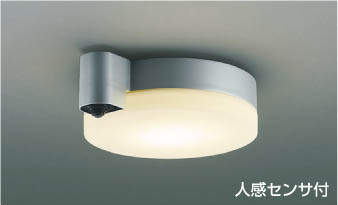 コイズミ KOIZUMI 照明 住宅用 エクステリアライト【AU38466L】