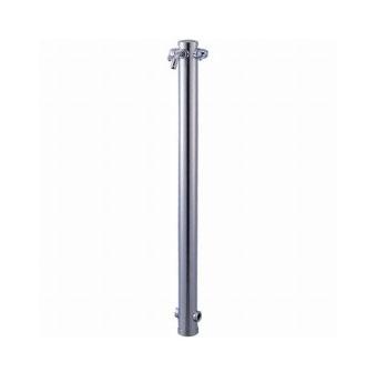 三栄水栓[SANEI] ツーバルブ混合栓柱【K9561-13】【K956113】[新品]
