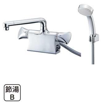 三栄水栓[SANEI] サーモデッキシャワー混合栓【SK78010DS9-13】【SK78010DS913】[新品]