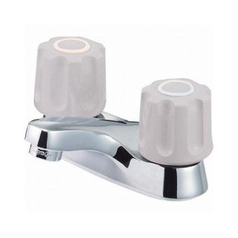 三栄水栓[SANEI] ツーバルブ洗面混合栓【K511NP-LH-13】【K511NPLH13】[新品]