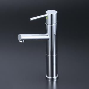 【LFM612EC128】KVK ケーブイケー 洗面用シングルレバー混合栓 Eレバー ロングボディ