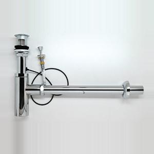 【VR701PA-W】KVK ケーブイケー 壁排水ボトルトラップ