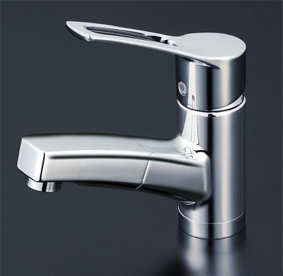 KVK 洗面用シングルレバー式混合栓 【KM8001T】[新品]