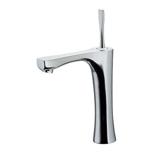 カクダイ KAKUDAI シングルレバー混合栓 (ミドル) 183-233 水栓金具・器