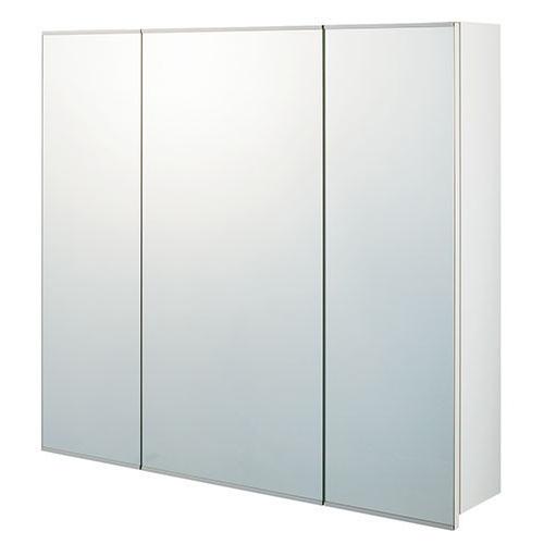 カクダイ KAKUDAI 三面鏡 207-553 洗面・手洗