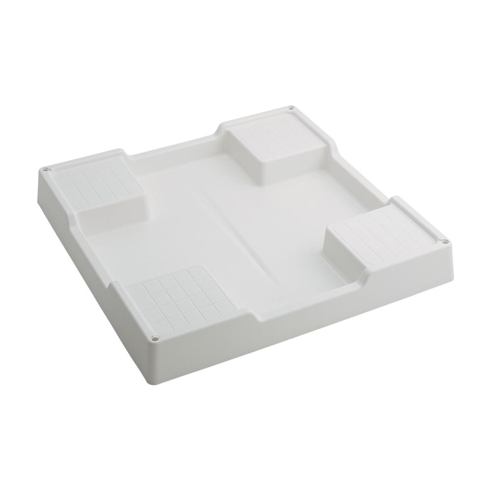 カクダイ KAKUDAI 洗濯機用防水パン ホワイト 426-426-W 洗濯機