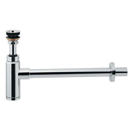 カクダイ KAKUDAI ボトルトラップユニット (オーバーフローなし手洗器用) 433-130 洗面・手洗