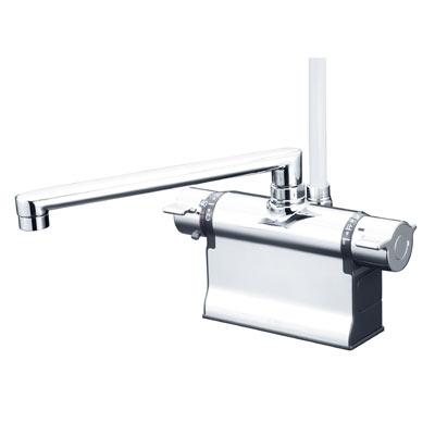 KVK KF3011TR2 デッキ形サーモスタット式シャワー