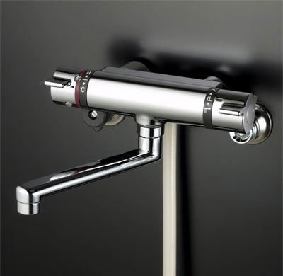 KVK サーモスタット式シャワー 【KF800WTS2】[新品]