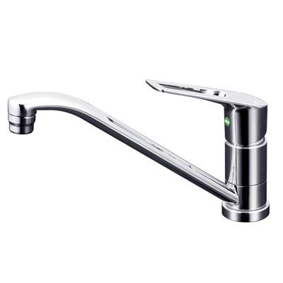 KVK 流し台用シングルレバー式混合栓 【KM5011TEC】キッチン用eレバー水栓series【KM5011TEC】[新品]