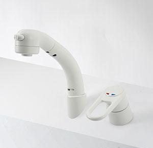 お見舞い KVK 三菱 洗面化粧室 KM8019 シングルレバー式洗髪シャワー KM8019 傾斜タイプ:換気扇の激安ショップ 浴室 ,換気扇 プロペラ君, スグくる:bd397ba6 --- plushvinyl.com