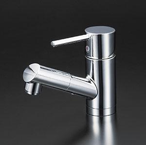 KVK 洗面化粧室 KM8021ZT 寒冷地用 洗面用シングルレバー式混合栓