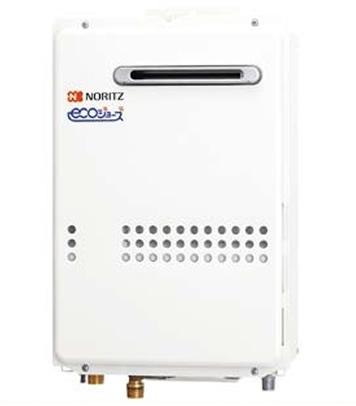 ノーリツ ガス給湯器【GQ-C2034WS】20号 給湯専用 ユコアGQ-WS/ecoジョーズ 屋外壁掛形(PS標準設置形) 【GQC2034WS】[新品]