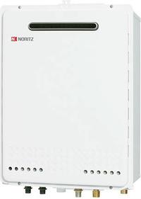 ノーリツ GT-1660SAWX-BL RC-J101マルチリモコン 給湯器とリモコンのセット 16号 ノーリツ ガスふろ16号給湯器シンプル (オート) 屋外壁掛型 GT-1650SAWX2-BLの後継品 RC-D101の後継品 追い炊き機能付き ユコアGT 設置フリー形