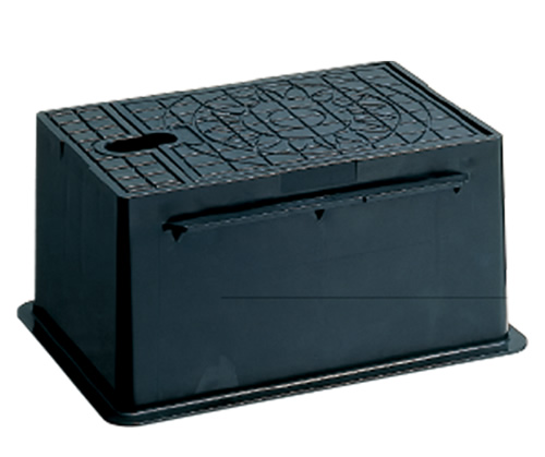 上水道関連製品>ボックス製品>散水栓ボックス MSシリーズ MS-7B Mコード:13733 前澤化成工業