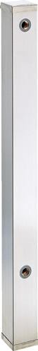4個セット 上水道関連製品 水栓柱/水栓パン ステンレスシリーズ 1S型 (20mm配管) 1SX900-20 Mコード:14006 前澤化成工業