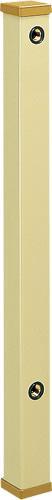 4個セット 上水道関連製品 水栓柱/水栓パン アイボリーシリーズ 60角 11C型 60-11CX900 Mコード:14509 前澤化成工業