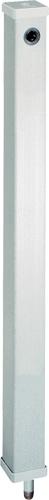 4個セット 上水道関連製品 水栓柱/水栓パン ミカゲシリーズ 6A型 6AX1200ミカゲ Mコード:14854N 前澤化成工業