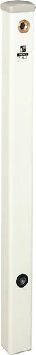 4個セット 上水道関連製品 水栓柱/水栓パン ホワイトシリーズ R61B型 R61BX1200ホワイト Mコード:14897N 前澤化成工業