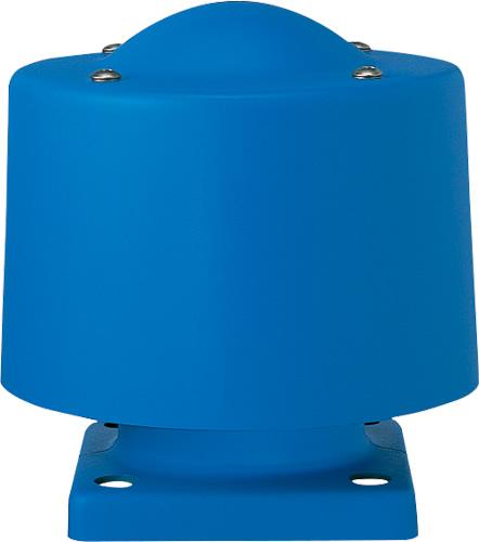 上水道関連製品 FRP通風筒/開閉台 通風筒 MK14薬剤防止角フランジタイプ MK14-100 Mコード:18073 前澤化成工業