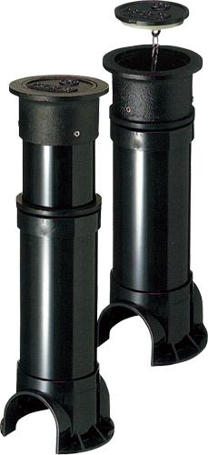 上水道関連製品>ボックス製品>止水栓ボックス SCADD100シリーズ SCADD100X55-80 Mコード:31513N 前澤化成工業