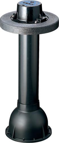 上水道関連製品>制水弁筐>制水弁筐ハット形ネジ式 SBH(制水弁文字) SBH-150 Mコード:38515 前澤化成工業