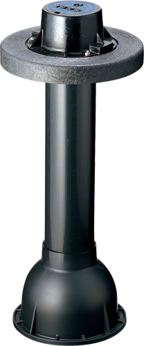 上水道関連製品>制水弁筐>制水弁筐ハット形 SBH(制水弁文字) SBH-P800 Mコード:39003 前澤化成工業