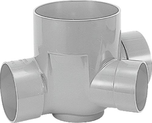 下水道関連製品 ビニマス M 125-200シリーズ 45度合流段差付 (45YS) M-45YS左125X100-200 Mコード:41451 前澤化成工業