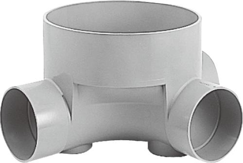 下水道関連製品 ビニマス M 125-300シリーズ 90度合流 (90Y) M-90Y左125-300 Mコード:41568 前澤化成工業