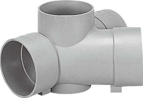 下水道関連製品>ビニマス>M 150シリーズ 45度合流(45Y) M-45Y左150-150 Mコード:41631 前澤化成工業