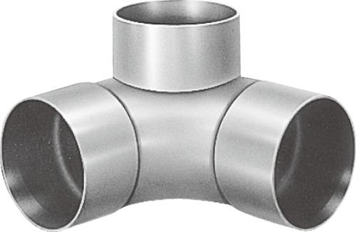 下水道関連製品 ビニマス M 200シリーズ 90度曲り (90L) M-90L兼200-200 Mコード:41963 前澤化成工業