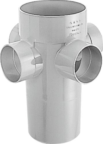 下水道関連製品 雨水マス/雨水浸透マス PVC製雨水マス UMA UMA 100-200シリーズ UMA-90WY100SX100-200 Mコード:42046 前澤化成工業