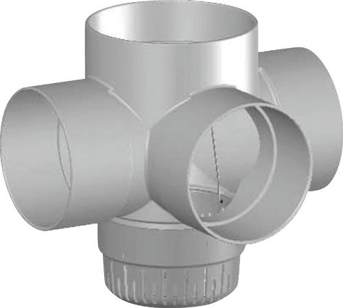 下水道関連製品 雨水マス/雨水浸透マス PVC製雨水浸透マス SUMA SUMA 250-300シリーズ SUMA-45L250-300 Mコード:42125 前澤化成工業