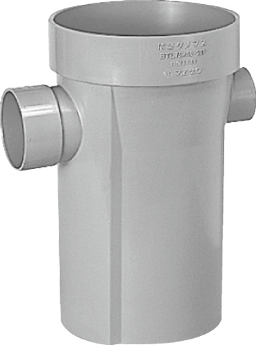下水道関連製品>タメマス/分離マス>防臭タメマス 防臭タメマス BTLL100-200セット Mコード:42690 前澤化成工業