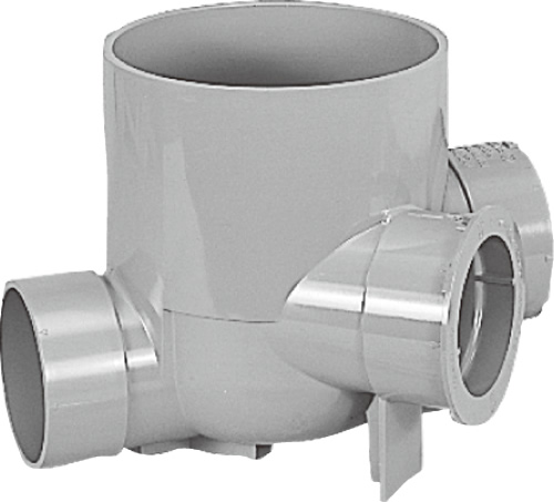 下水道関連製品>公共マス>KY-200型 KY -45WY KY-45WY150SX100-200 Mコード:43168 前澤化成工業