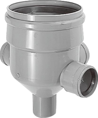 下水道関連製品>公共マス>MF-300型 MF -DR90WY MFDR90WY100PX100R300 Mコード:43252 前澤化成工業