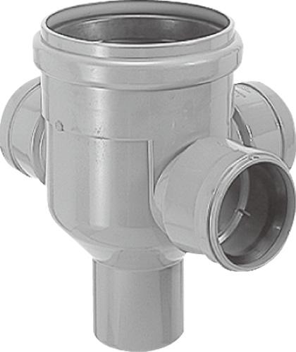 下水道関連製品>公共マス>MF-200型 MF -DR90WY MFDR90WY125PX100R200 Mコード:43253 前澤化成工業