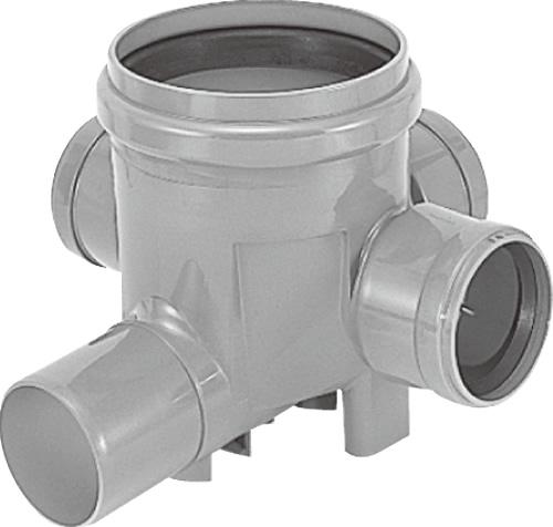 下水道関連製品>公共マス>MF-200型 MF -90WY MF90WY125PX100R-200R Mコード:43269N 前澤化成工業