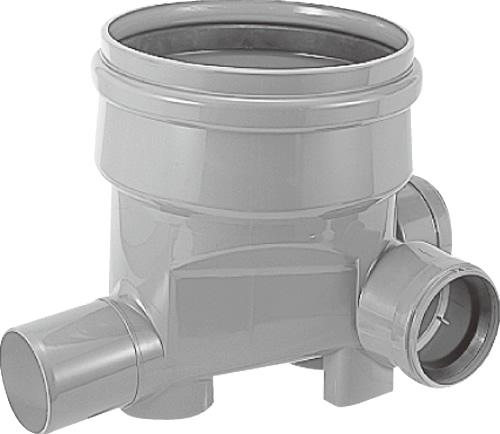 下水道関連製品>公共マス>MF-300型 MF -90WY MF-90WY150PX100R-300 Mコード:43275 前澤化成工業