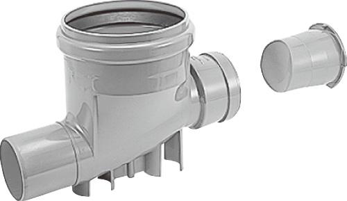下水道関連製品>公共マス>MF-200型 MFC-S MFCS 150PX100R200R台付 Mコード:43339 前澤化成工業