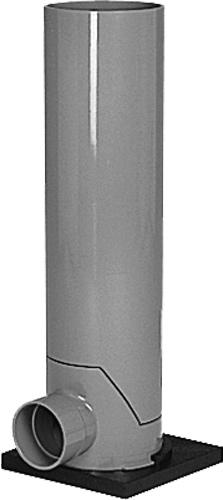 下水道関連製品 フリーインバートマス 横型 F-FM100S-200 F-FM100S-200 F-FM100S-200台座付 Mコード:43607 前澤化成工業
