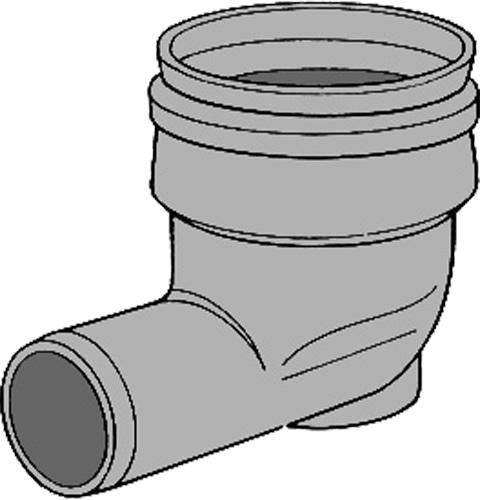 下水道関連製品 ビニホール ビニホール 300 VHR150-300Pシリーズ VHR-45Y右150-300P Mコード:44173 前澤化成工業