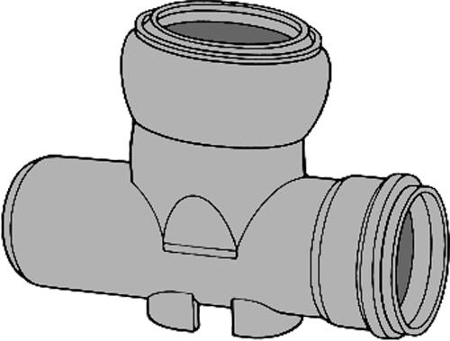 下水道関連製品 ビニホール 傾斜対応型ビニホール 300 KF15VHR250-300 KF15VH-KT250-300 Mコード:46477 前澤化成工業