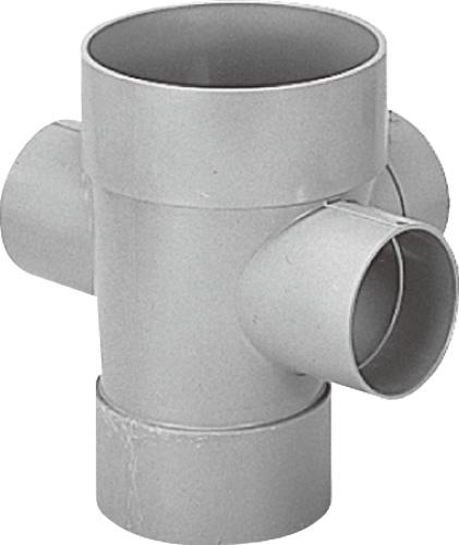 下水道関連製品>公共マス>KM-200型 KM -DR90WY KM-DR90WY125SX100200 Mコード:48193 前澤化成工業
