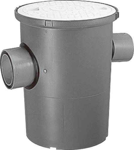 下水道関連製品>タメマス/分離マス>分離マス 分離マス BMA型 BMA50X100F L Mコード:49077N 前澤化成工業