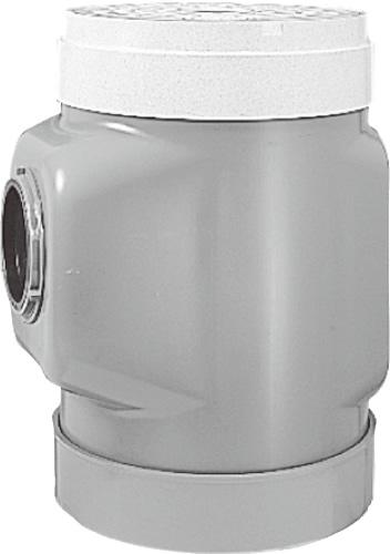 下水道関連製品>タメマス/分離マス>分離マス 分離マス 75V/100V BM-75V掃除具付 Mコード:49082 前澤化成工業