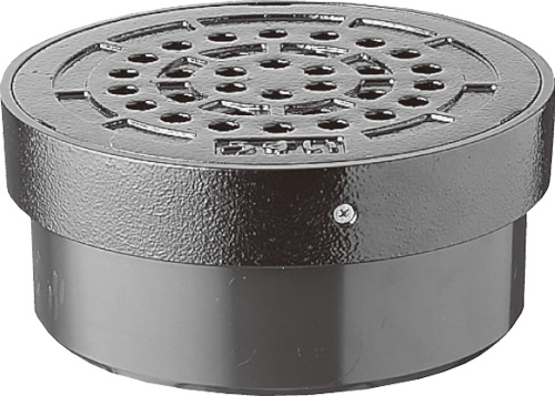 下水道関連製品 蓋 雨水マス用蓋 鉄蓋UMCD/格子鉄蓋UMCDK UMCDDKオス 300鎖 Mコード:51369 前澤化成工業
