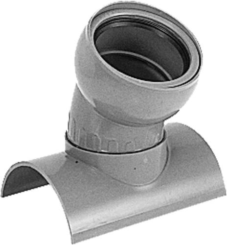下水道関連製品>下水道継手>自在支管 塩ビ管用30度自在支管 30SVRF 30SVRF350-200 Mコード:75635 (前澤化成工業、積水、東栄管機 他)配管部品,管材