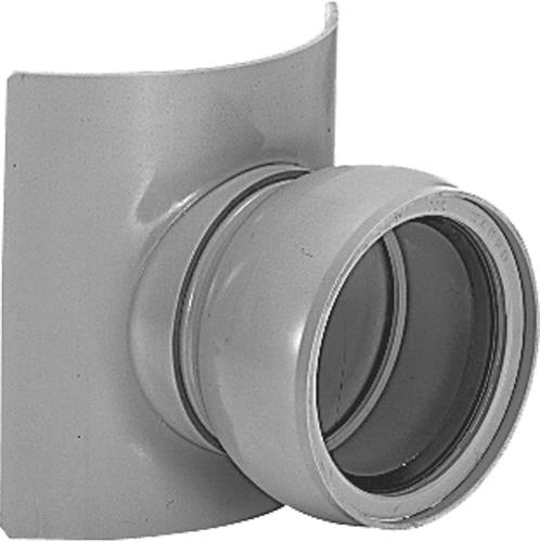 下水道関連製品 フリーインバートマス フリーインバート用支管 自在ゴム輪受口 90FVRF 90FVRF300-200 Mコード:75644 前澤化成工業